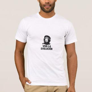 Die Menschliche Entwicklung lebt T-Shirt