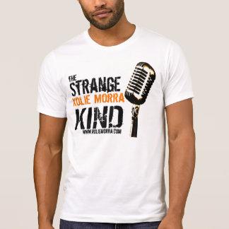Die merkwürdige nette Vintage T T-Shirt