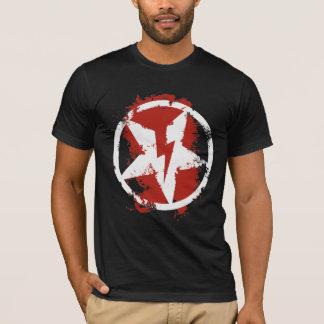 Die Miliz des Himmels (beunruhigt) T-Shirt