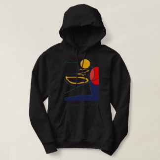 Die mit Kapuze Sweatshirt-ursprüngliches Hoodie