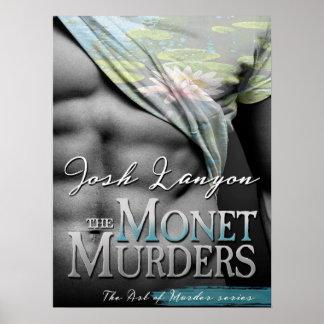 Die Monet Morde Poster