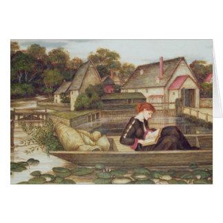 Die Mühle (w/c) Karte