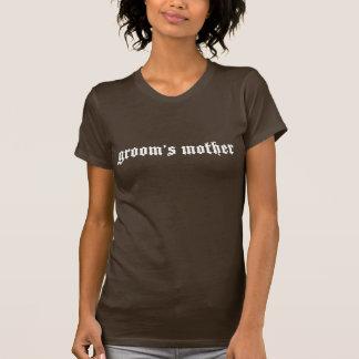 die Mutter des Bräutigams T-Shirt