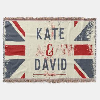 Die Namen-Hochzeits-Geschenk des beunruhigten Decke