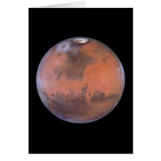 Die NASA - Mars - Pfadfinder-Landungs-Standort Karte