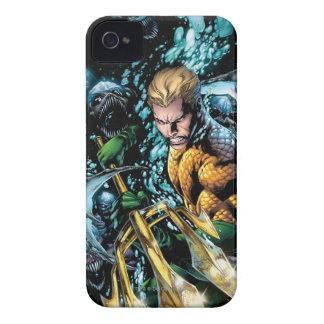 Die neuen 52 - Aquaman #1 Case-Mate iPhone 4 Hülle