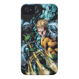 Die neuen 52 - Aquaman #1 iPhone 4 Etuis