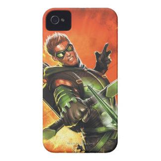 Die neuen 52 - der grüne Pfeil #1 Case-Mate iPhone 4 Hülle