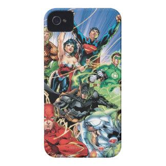 Die neuen 52 - Gerechtigkeits-Liga #1 iPhone 4 Hüllen