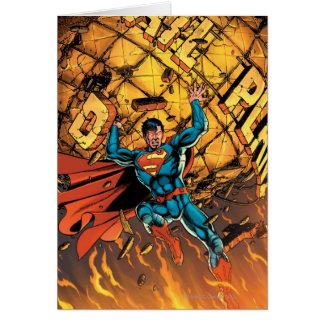Die neuen 52 - Supermann #1 Karte