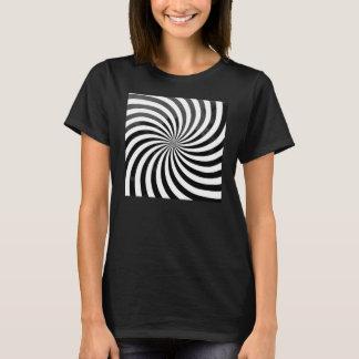 Die optische Illusions-T - Shirt der Frauen