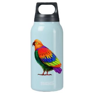 Die Papageien-Thermo Tasse Isolierte Flasche