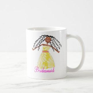 Die perfekte Tasse für Ihre Brautjungfern
