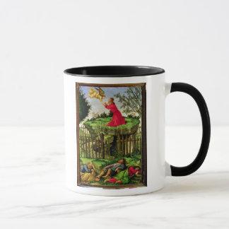 Die Qual im Garten, c.1500 Tasse
