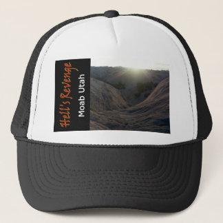 Die Rache-Moabs Utah der Hölle Kappe