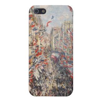 Die Rue Montorgueil, 30. vom Juni 1878 (1878) Hülle Fürs iPhone 5