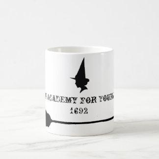 Die Salem-Akademie für junge Hexen Kaffeetasse