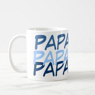 Die Schale des Papas Tasse