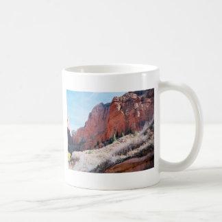 Die Schönheit von Zion Kaffeetasse