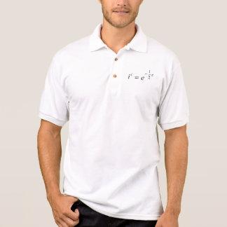 Die schönste Mathe-Gleichung Polo Shirt