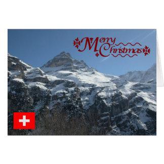 Die Schweiz, Jungfrau Region, Eiger Karte