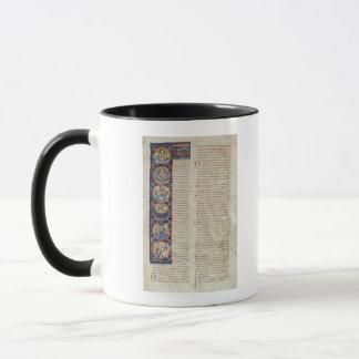 Die sechs Tage der Schaffung Tasse