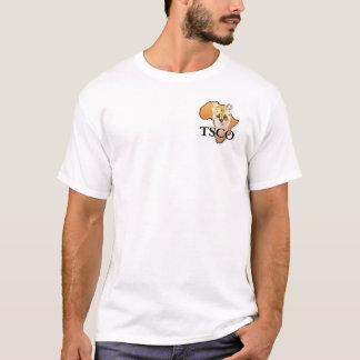 Die serval-Erhaltungs-Organisation - klein T-Shirt