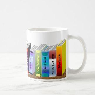 Die shakespeare-Sammlung Kaffeetasse
