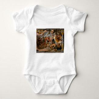 Die Sitzung von Abraham und Melchizedek Rubens von Babybody