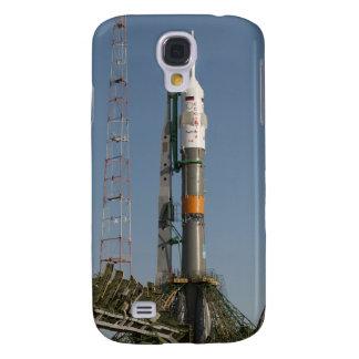 Die Soyuz Rakete kurz nach Ankunft Galaxy S4 Hülle