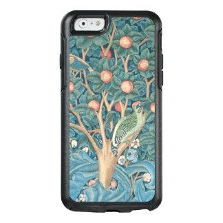 Die Specht-Tapisserie, Detail der Spechte OtterBox iPhone 6/6s Hülle