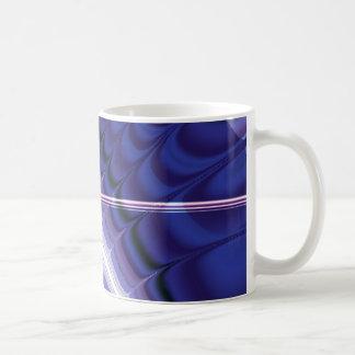 Die Stange und das Fenster Tasse