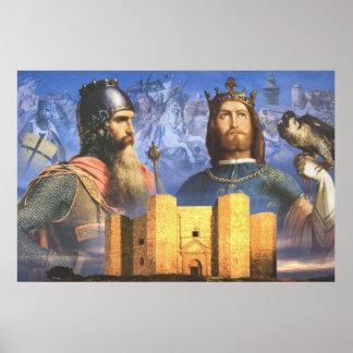 Die Stauer Kaiser Poster