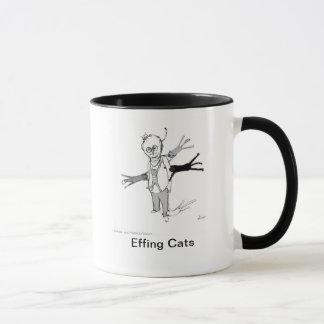 Die tägliche Skizze-Kaffee-Tasse Tasse