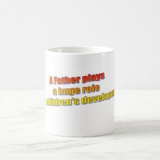 Die Tasse eines Vaters