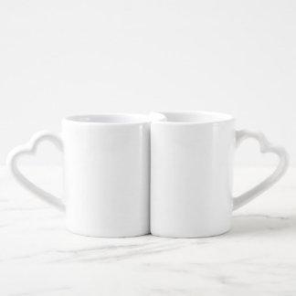 Die Tassen-Set der Liebhaber Liebestassen