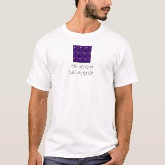 Die Tatsachen-Karo T des Kaninchen-Jägers T-Shirt