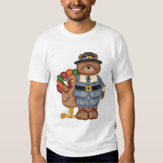 Die Teddybär-Pilger und Türkei Tshirts