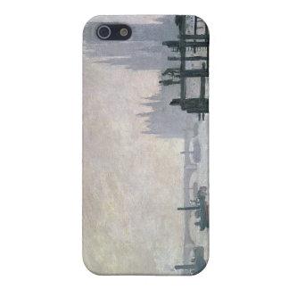 Die Themse unter Westminster (1871) iPhone 5 Schutzhülle