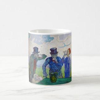 Die Trinker durch Vincent van Gogh (1890) Kaffeetasse