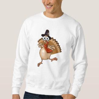 Die Türkei-Danksagung Sweatshirt