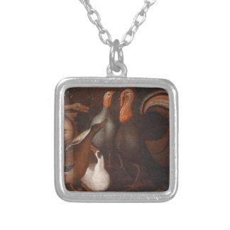 Die Türkei duckt Halskette des Tauben-Erntedank-R