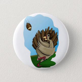 Die Türkei-Fußball Runder Button 5,7 Cm