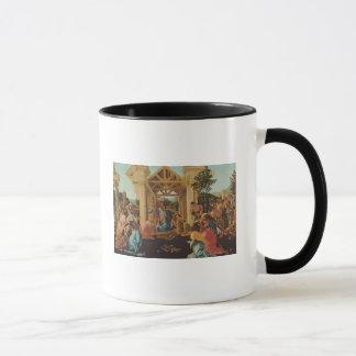Die Verehrung der Weisen, c.1478-82 Tasse