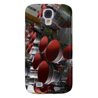 Die Verstärker des Soyuz TMA-14 Raumfahrzeugs 2 Galaxy S4 Hülle