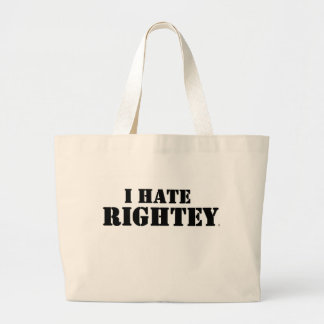 Die Vorlage hasse ich Rightey Tasche