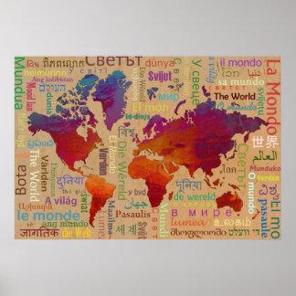 Die Welt Poster