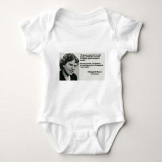 Die Welt wechseln Baby Strampler
