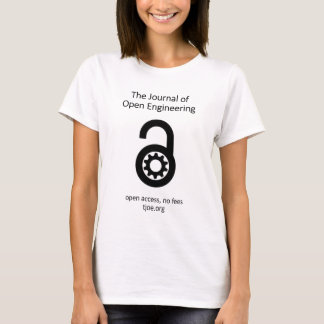 Die Zeitschrift der offenen Technik T-Shirt
