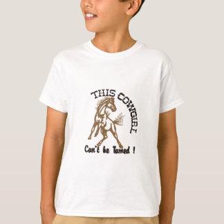 Diese Cowgirl-Neigung wird gezähmt! T-Shirt
